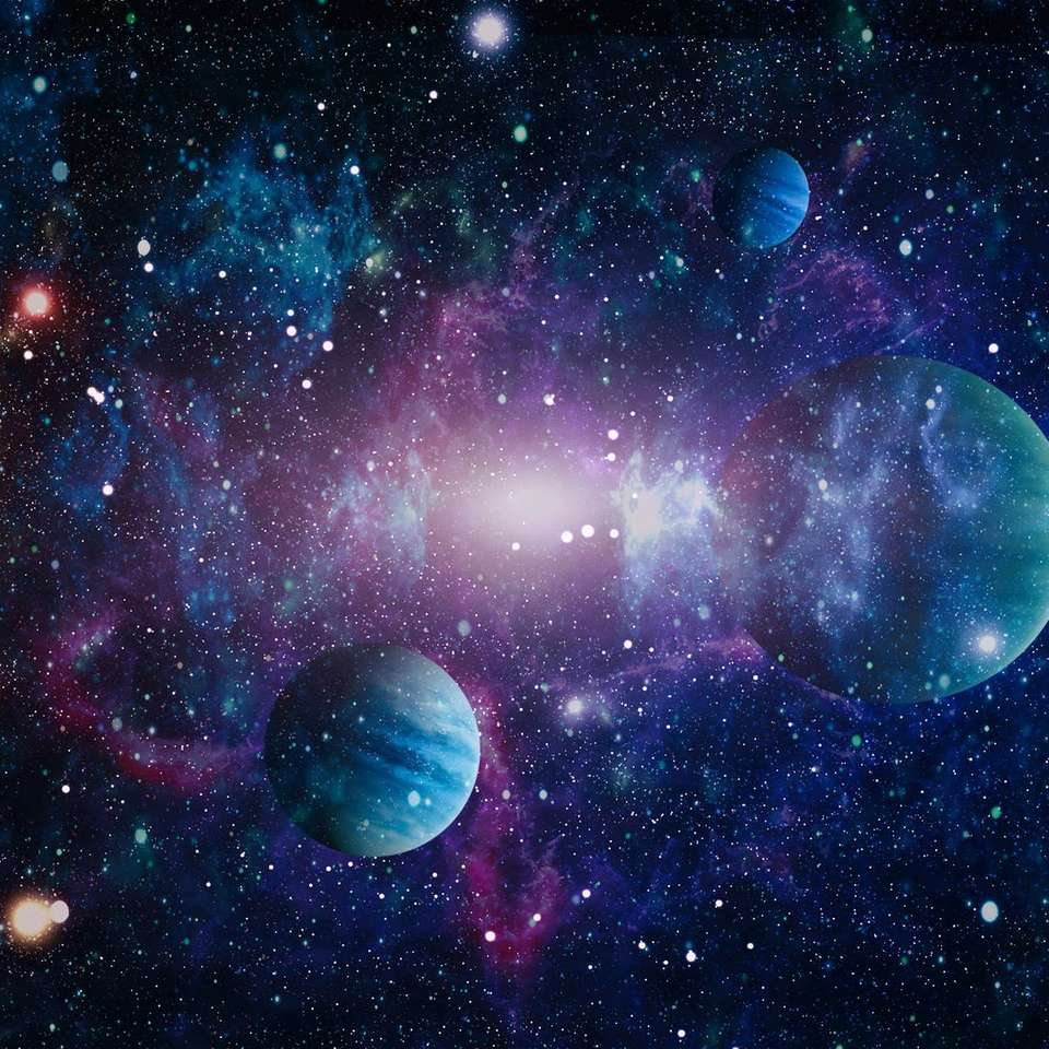 stelle della galassia
