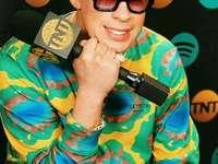 Bad bunny - Famous reggaeton artist.