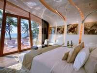 Szoba - Egy tengerparti ház szobája