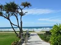 Milliomosnegyed - Gold Coast, Ausztrália.