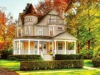 Викторианска къща