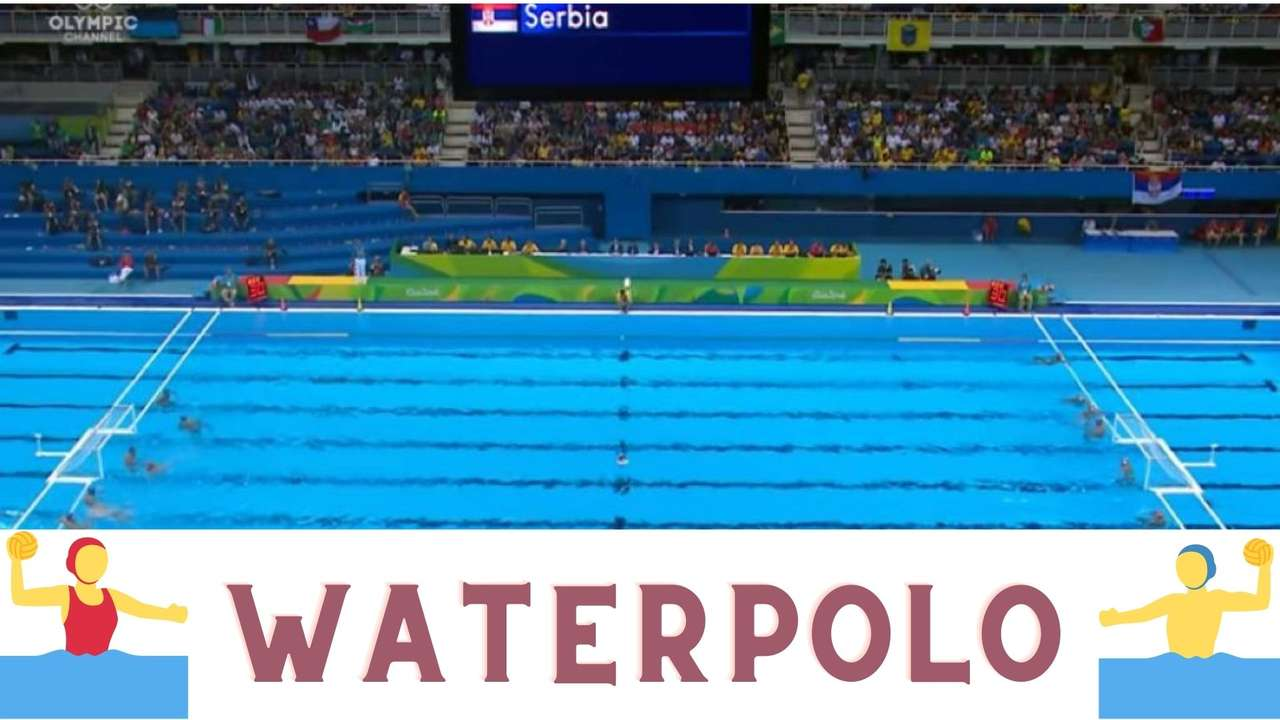 Water polo - Sport information (8×5)