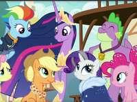 Meine kleine Pony-Freundschaft ist Magie