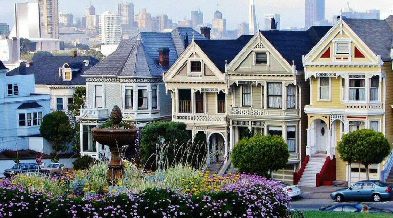 VIKTORI HÁZAK - SAN FRANCISCO (14×8)