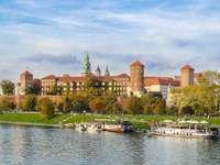 Krakow - gamla städer
