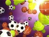 Diverse mingi - Vedeți ce bile sunt în imagine