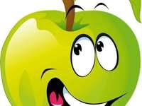 Apple puzzel