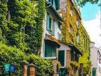 Häuser in Paris