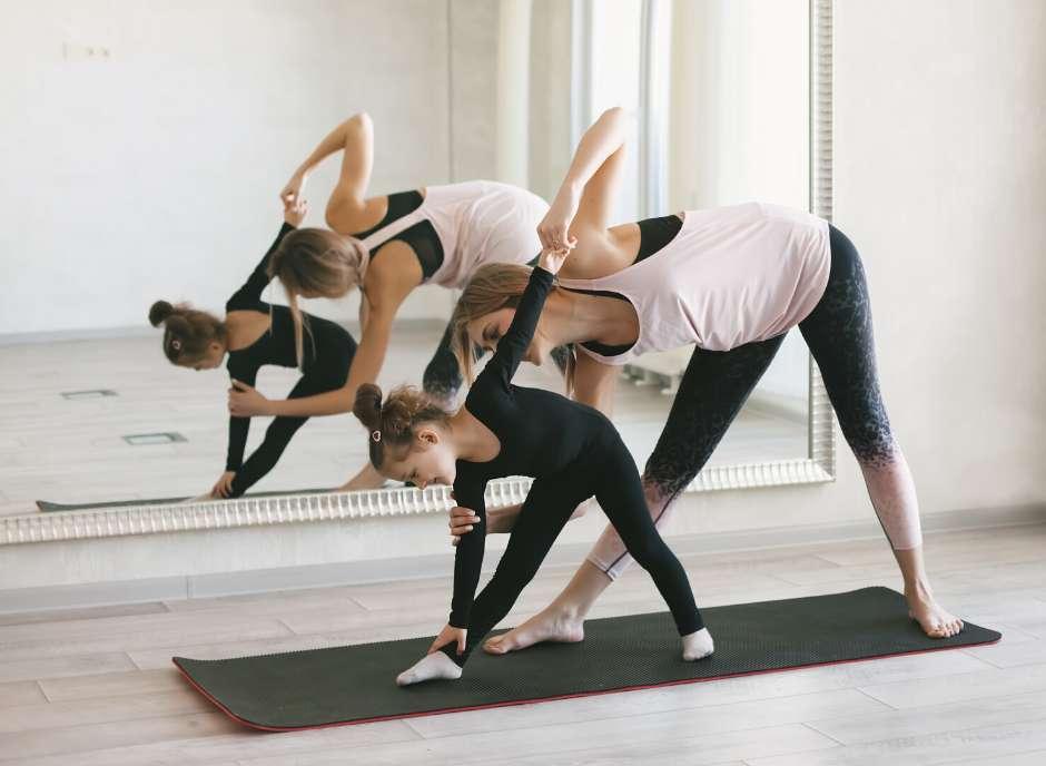 йога за деца