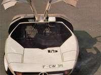 1978 Mercedes CW311 - Αυτή είναι μια φωτογραφία ενός πρωτότυπου αυτοκινήτου