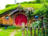 Hobbit House Nova Zelândia