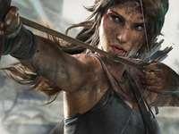 Lara Croft: Films et jeux