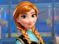 Ana és Elsa - ana elsa mind barátok, hans kivételével :(