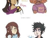 седемте момичета