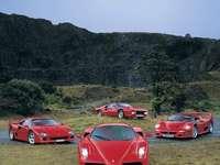 Ferrari modellek