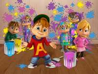 balvin and the chipmunks