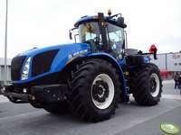 Machine agricole forte