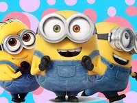 Dancing minions - Minion dance for fun