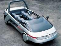 Italdesign Machimoto Concept, 1986.