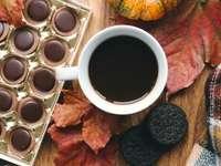 Middagkoffie