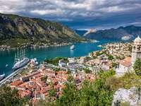 Черна гора- Котор