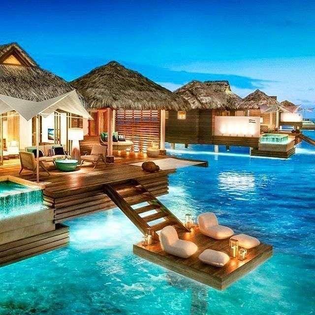 case de vacanță în Jamaica - m (5×5)