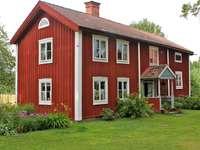 къща в Скандинавия