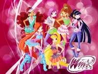 Winx Club - Παζλ Winx club Season 5
