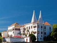 Portugalsko- Sitra- palác