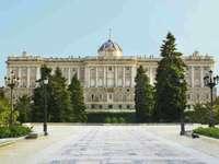 Madrids kungliga palats