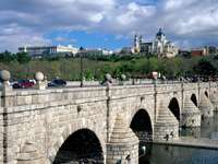 Madrid Bridge Segovia