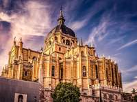 Catedral Almudena de Madrid