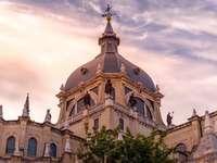 Καθεδρικός ναός της Μαδρίτης Almudena