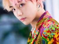 Kim Taehyung - Ídolo.