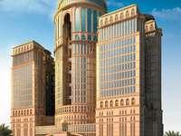 mekka- szálloda