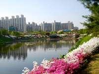 Guri ..... - Guri (kor. 구리시) - una città della Corea del Sud, provincia di Gyeonggi. Si trova a est della
