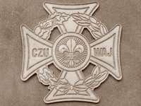 croix de reconnaissance - symbolisme scout, assemblée scout, croix scout