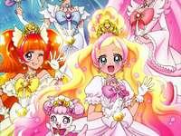 Go! Princess Pretty Cure - Go! Princess Pretty Cure (Go!プリンセスプリキュア, Go! Purinsesu Purikyua?) is the twelf