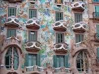 Gaudi Huis in Barcelona