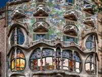 Barcelona Gaudi House