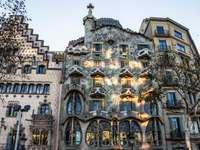 Barcelona Casa Gaudi