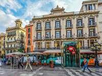 Βαρκελώνη στο κέντρο της Ισπανίας