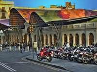 Barcelona market hall - Barcelona market hall