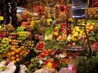 Barcelonská tržnice