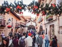 Barcelona na época do Natal