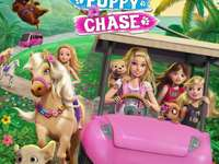 "Barbie e le sue sorelle in A Puppy Chase - Barbie e le sue sorelle in A Puppy Chase. ""Un'avventura tropicale piena di divertimento: B"