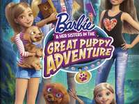 "Barbie e le sue sorelle in The Great Puppy Adventure - ""Barbie e le sue sorelle, Skipper, Stacie e Chelsea e i loro adorabili nuovi amici cuccioli tro"