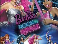 Barbie a Rock 'N Royals-ban