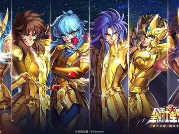 Saint Seiya - Aur