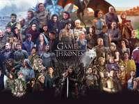 Game of throne karaktärer